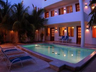 Villas Deja Blue Hotel & Restaurant Cozumel Mexico