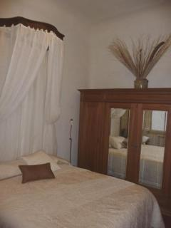 Our romantic master bedroom