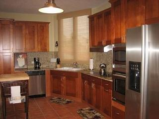 Kitchen (granite counter tops and stainless steel appliances)