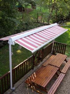 Terrace/barbecue area