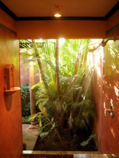 Indoor/Outdoor Garden Showers