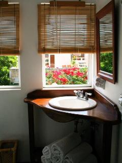 Elegant vanity - with fresh sea breeze windows