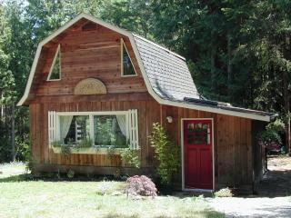 Angel Cottage, Salt Spring Island