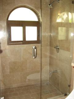 The Palms #7 Flamingo Beach Costa Rica, 2nd Master Suite Bathroom Shower