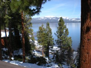 Lake Tahoe Lakefront  Condo w/Panoramic Views, Tahoe City
