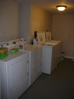 Laundry room available in the building free of charge