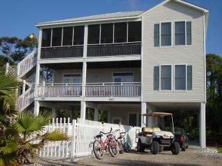 25% discount Aug/Sept specials for military/police, St George Island