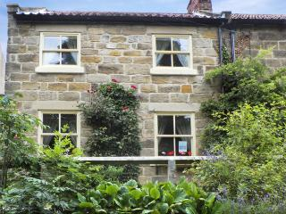 RIVER COTTAGE, family friendly, with a garden in Staithes, Ref 4265