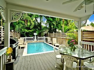 CASA 625 - Monthly Rental w/ Private Pool. Beautiful Interior, Key West