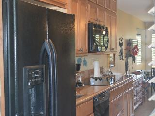 Galley Style Kitchen as you enter the unit