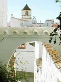 The Arab Arch, Canillas de Aceituno