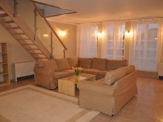 Luxurious double level penthouse for you!, Cracovie