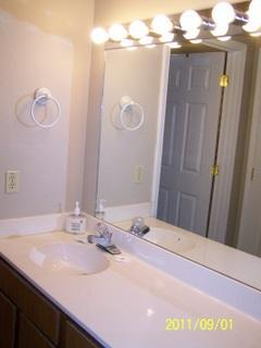 Vanity Area in Master Bath