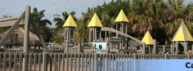 Playground at Cambier Park !