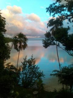 Sunset at mayacala > Wake up to this