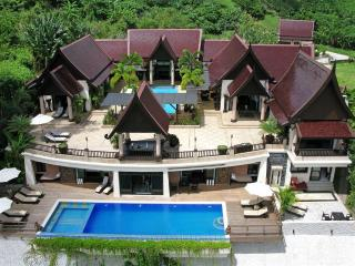Luxury 7-9 Bedroom  Pool Villa Phuket, Thailand, Kamala