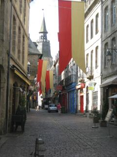 Rue de la Poissonerie  and Tour D'Horloge (50 metres)