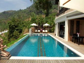 Luxury 7-9 Bedrooml Villa with chef,  2 pools,  Kamala Beach, Phuket Thailand