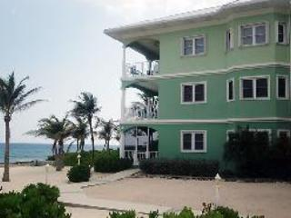 Truly Oceanfront luxury in Grand Cayman