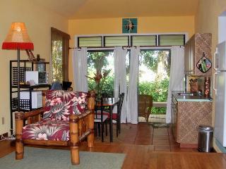 Princeville, Kauai Hawaii Budget Studio Cottage