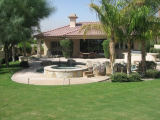 Private PGA West Golf Home on Weiskopf 8th Green!, La Quinta