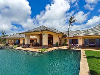 Ocean views Maui estate w/ golf course-, Kapalua
