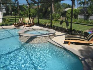 Palmview- 3br/3ba Pool/spa home near the beach