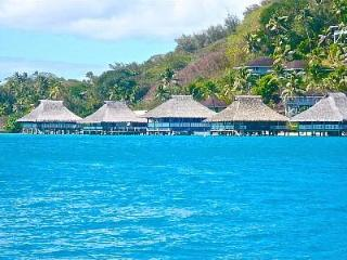 Brando's Over Water Bungalow in Bora Bora