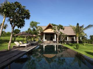 Luxury oceanview villas with large gardens, Pemuteran
