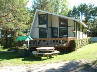 Hasenjager's Country Chalet, Fish Creek