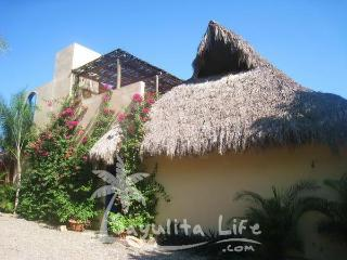 casa gecko feliz, Sayulita