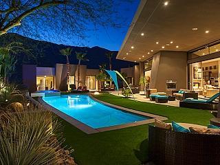 California Cosmopolitan, Palm Springs