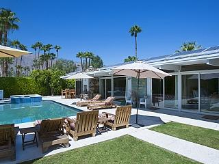 The Tony Curtis Estate, Palm Springs