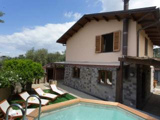 V478 - Private pool and sea view in Sorrento