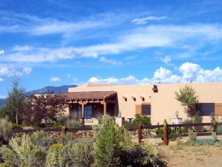 Elegant Southwestern with incredible views, Taos
