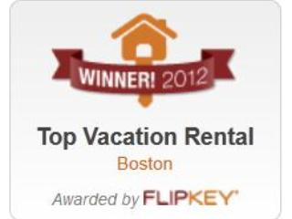 Was voted a top vacation rental for 2012