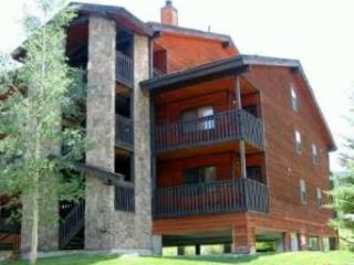 PLEASING 2+ LOFT BDRM, MOUNTAIN SIDE CONDO (MS224)