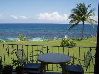 Lovely 1BR Beach Condo with Sea View, Ocho Rios