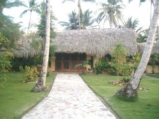 La Paloma , Be in a  Tropical Eden  near the Beach, Las Terrenas