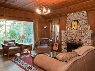 Glen Tara, Decorative Fireplace, Russian River CA