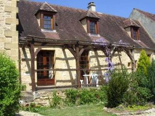 Chene Vert Cottage at 'Le Jardin des Amis'