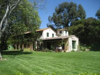 SPECIAL Dec - Feb Pricing! Fabulous Mediterranean Estate & Guest Cottage, Santa Barbara