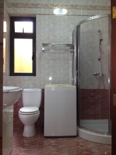 Main Bath/Shower Room