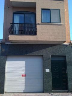 Facade & Block Communal Door