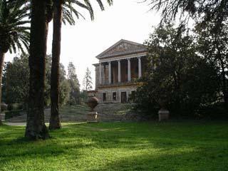 Villa Torlonia neighborhood park