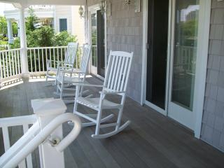 Rock the Summer Away on the Front Porch