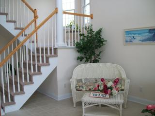 Entrance, 3 Story Foyer