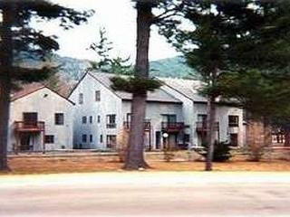 Cozy 2 BR condo at Attitash Mt Village Ski area