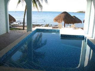 Snorkel from Shore! Beautiful 2BR Condo in Akumal