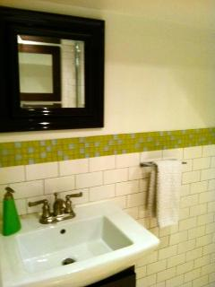 1 Bedroom Private Apartment- Sink